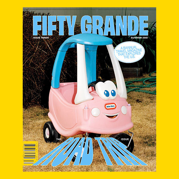 Fifty Grande, issue #3, Road Trip issue