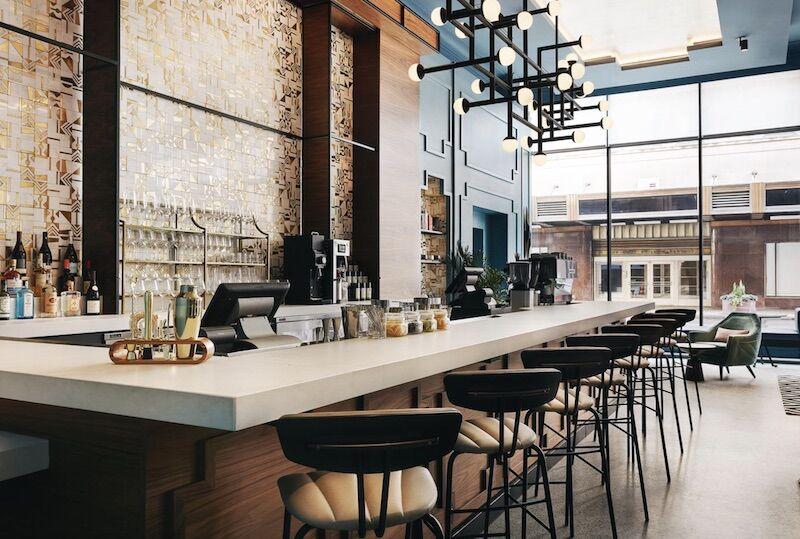 Kinley Cincinnati Downtown bar