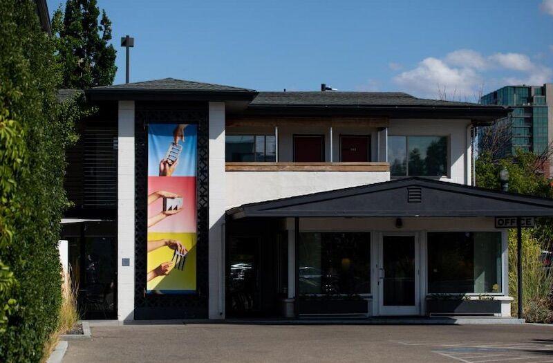 The Modern Hotel in Boise, Idaho.
