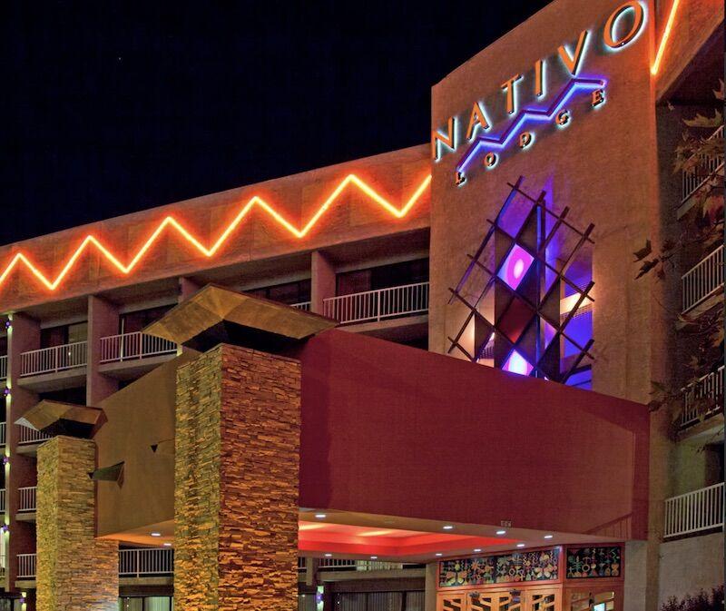 Navito Lodge in Albuquerque.