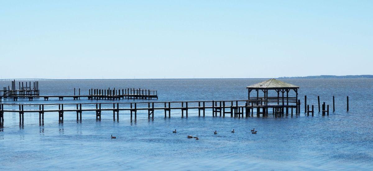 Outer Banks in North Carolina. Photo by John Paradiso.