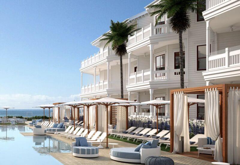 Shorehouse at Hotel Del Coronado.