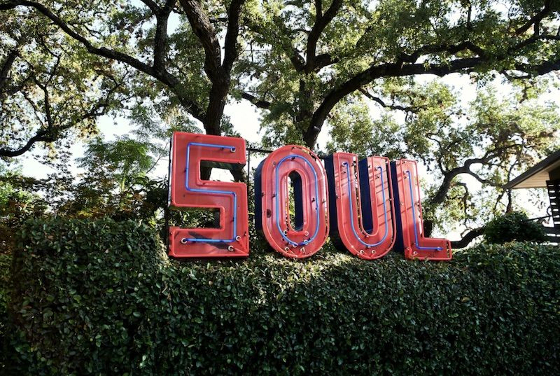 Hotel Saint Cecilia - Soul sign