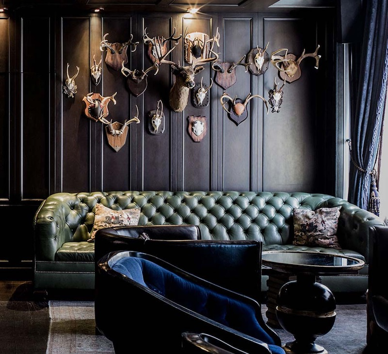 Lobby Bar at Roosevelt Hotel
