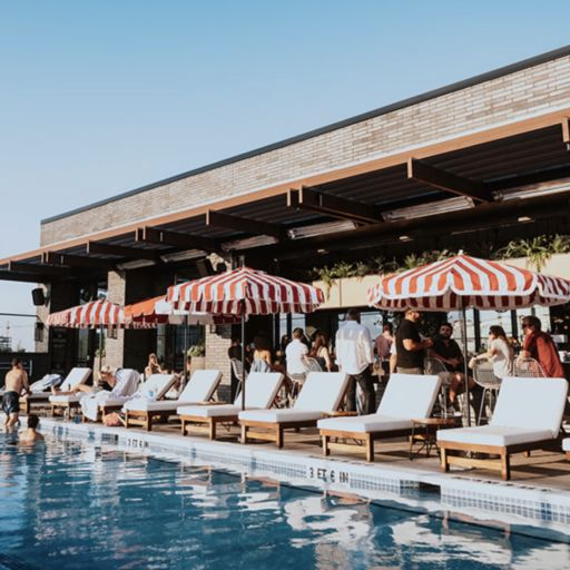 Virgin Hotel Nashville pool