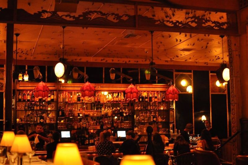 Iconic Hotel Bars: Bar Marmont at Chateau Marmont