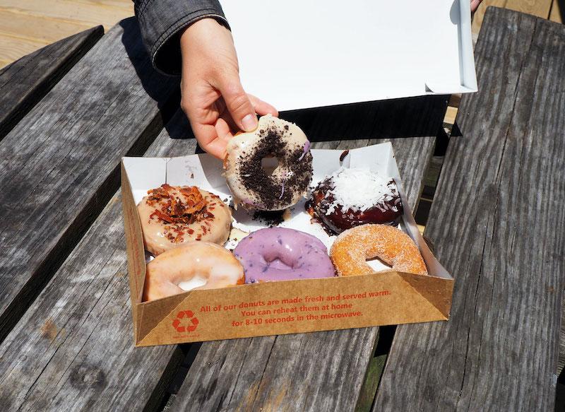Duck Donuts. Photo by John Paradiso.