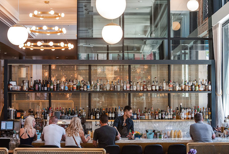 The State Hotel, Ben Paris Bar.