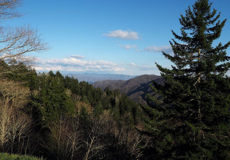 Great Smoky Mountains. Photo by John Paradiso.