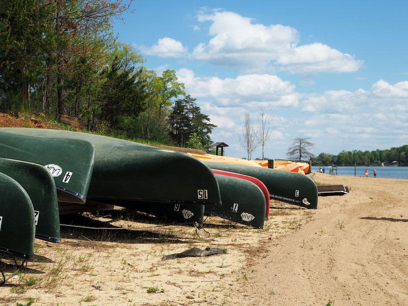 Lake James on the ultimate North Carolina road trip. Photo by John Paradiso.