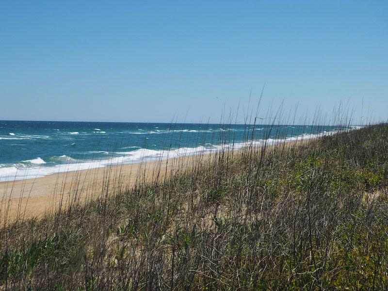 The Outer Banks in North Carolina. Photo by John Paradiso.