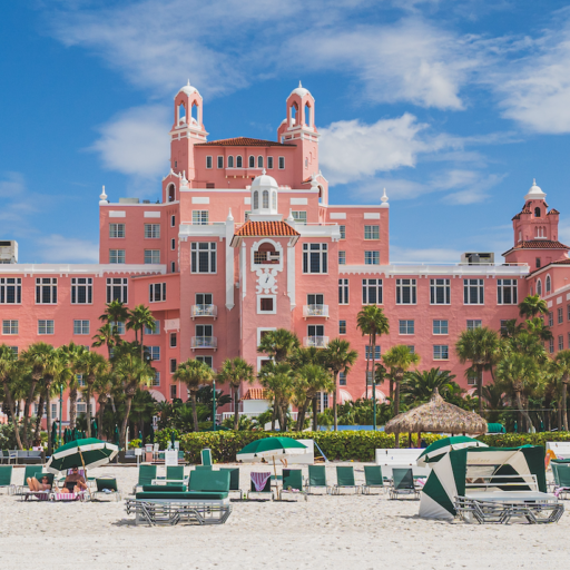Coolest Hotels in Florida