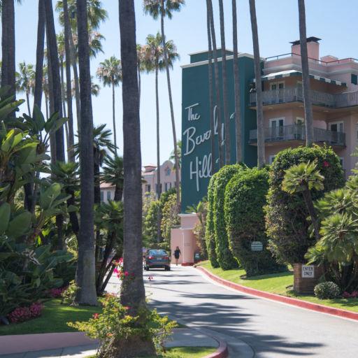 Coolest Hotels in California